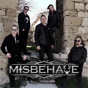 Интервью с группой Misbehave